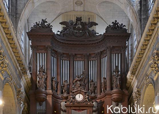 Органная музыка Европы и России