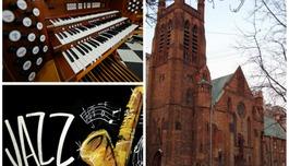 Орган в дуэте с саксофоном: От Баха до джаза
