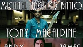 Guitar Legends: Michael Angelo Batio / Tony Macalpine / Andy James