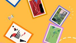 Экскурсия-квест «Бунт картин!» для детей 4-6 лет